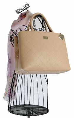 what defines a handbag - handles on shoulder