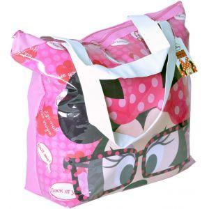 Disney Minnie Tote Bag in Pink