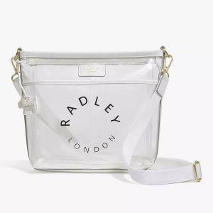 Radley Jelly Medium Zip Top Cross Body Bag