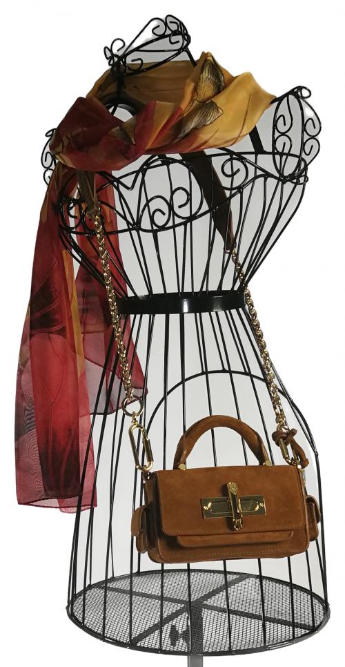 Amanda Wakeley Mini Robbie Crossbody Bag